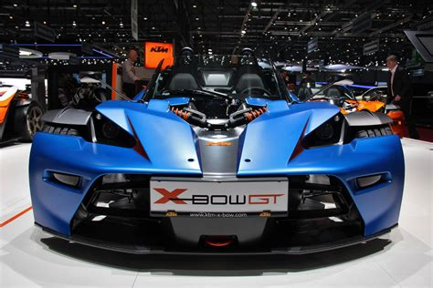 2014 Ktm X Bow Gt 2014 Ktm X Bow Gt Picture 497163 Car Review Top Speed