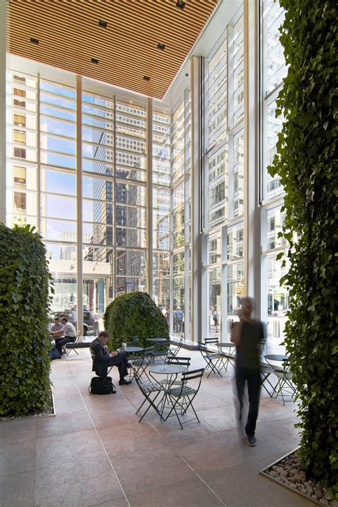 gallery  bank  america tower   bryant park cook