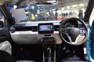 Window Box Seats - maruti suzuki ignis price specification interior