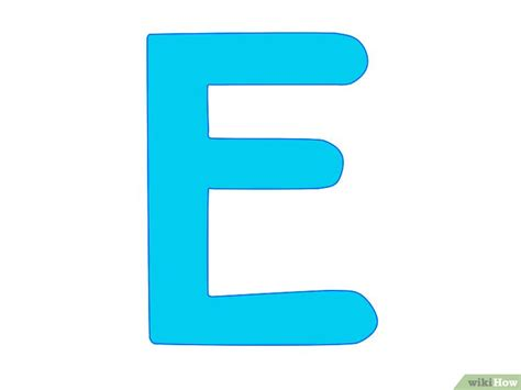 Huruf Akrilik 3d 2 Warna 29 Cara Untuk Menggambar Huruf Huruf 3d Wikihow