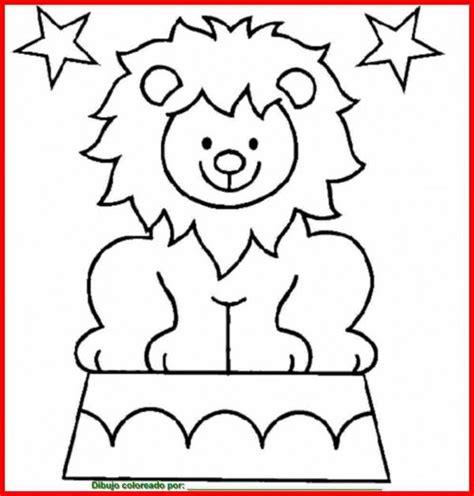 imagenes de leones infantiles para colorear im 225 genes de leones para colorear