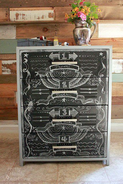 chalkboard paint metal 95 best vintage green and metal cabinets images on