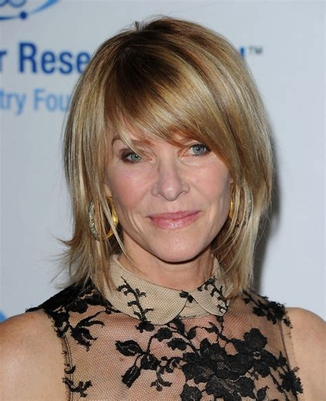 kate capshaw hair kate capshaw medium layered cut medium layered cut