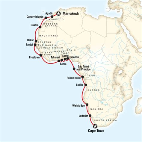 boat cruise cape town to namibia west africa cruise with gary arndt week 1 g adventures