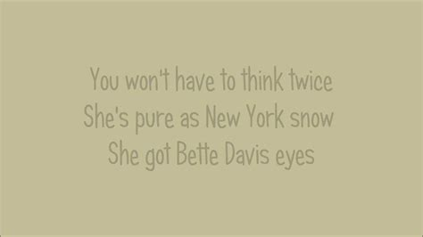 bette davies lyrics bette davis carnes lyrics