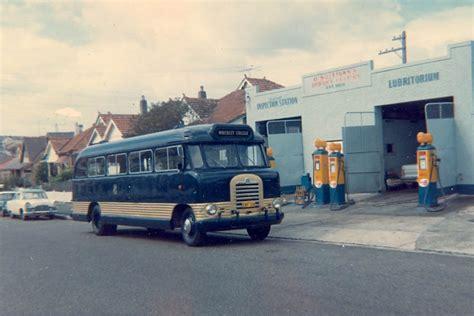 Sullivans Garage by The College Buses Waverley College