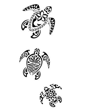 tribal like tattoos 3 turtles ink that i like tattoos