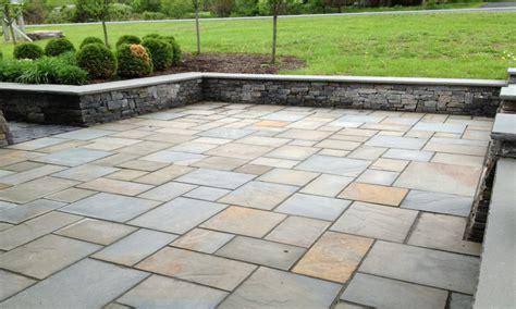 Backyard Stone Patio Designs