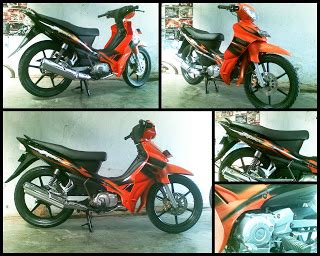 Stripping Sticker Yamaha Jupiter Orange nagostudio jupiter z cw std stripping orange black