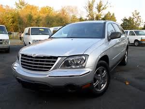 2006 Pacifica Chrysler 2006 Chrysler Pacifica Pictures Cargurus