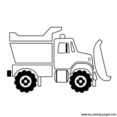 construction trucks coloring page construction site coloring pages bing images 4th b day