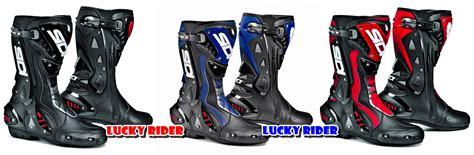 Sepatu Boot Sidi sepatu biker boot lucky rider
