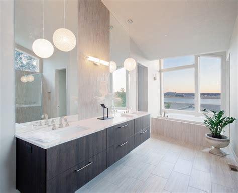 overlook show home contemporary bathroom portland