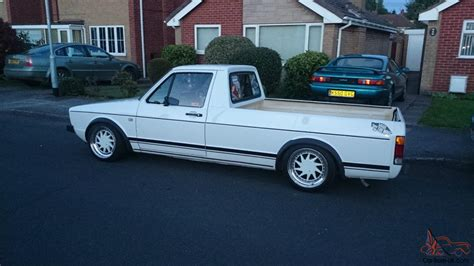 volkswagen caddy pickup vw caddy mk1 pick up