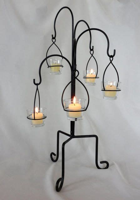 Centerpiece For Wedding New Hanging Votive Candle Stand Elite Events Rental