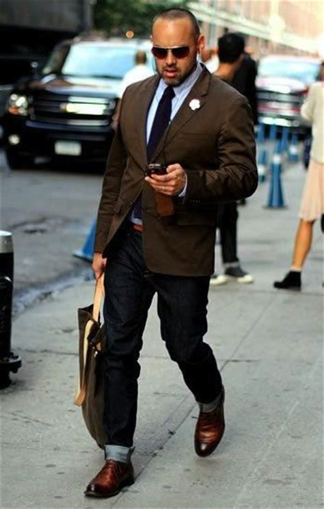 fashion for heavy men plus size men the latest and jean overalls on pinterest