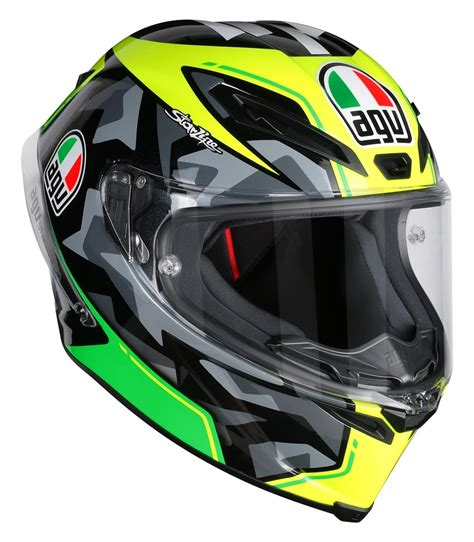 Helm Agv Gp Corsa agv corsa r espargaro 2016 helmet revzilla