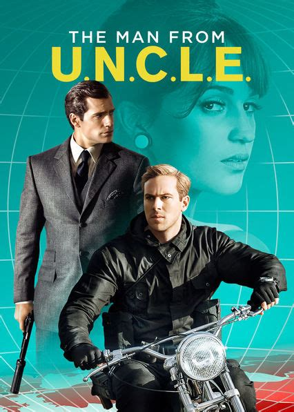 action comedy adventure spy film is the man from u n c l e available to watch on