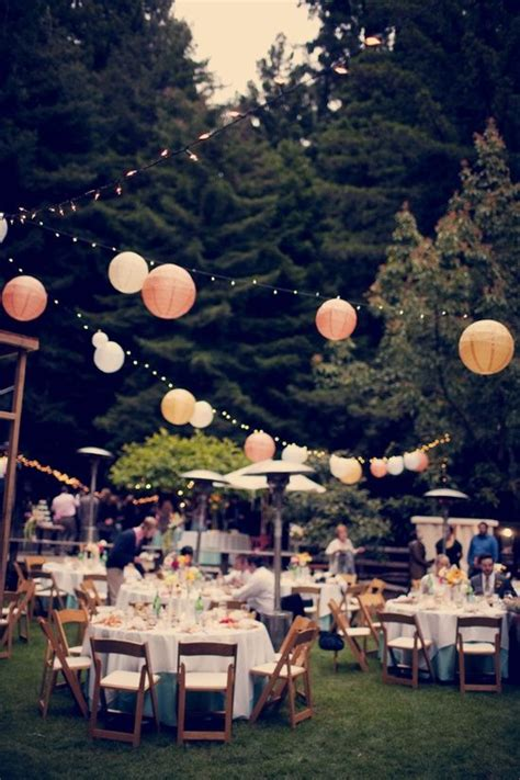 outdoor party 25 best ideas about garden party decorations on pinterest