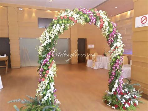 Flower Decorations Wedding by Wedding Decoration Pictures Flower Decoration For