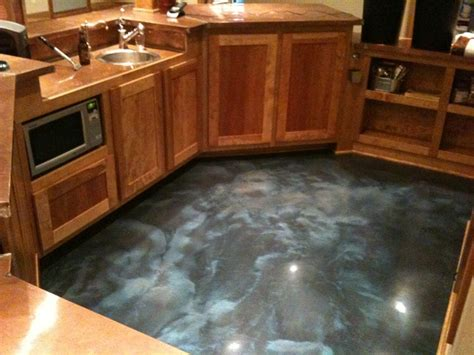 Epoxy Flooring: Epoxy Flooring Systems Basement