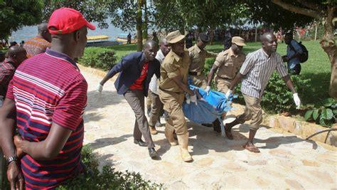 party boat wellington uganda party boat capsizes on lake victoria killing 30