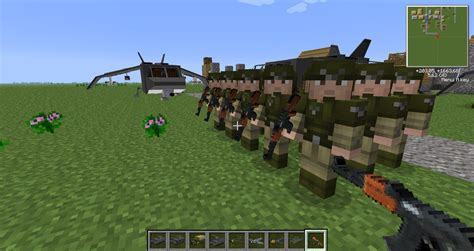 mods in minecraft for 1 8 flan s mod 1 8 8 1 7 10 1 7 2 minecraft 1 10 2 1 9 4 1 8 9