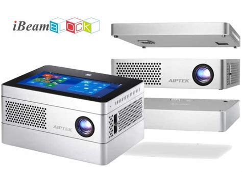 Proyektor Touchscreen ibeamblock modular hd touchscreen projector geeky gadgets