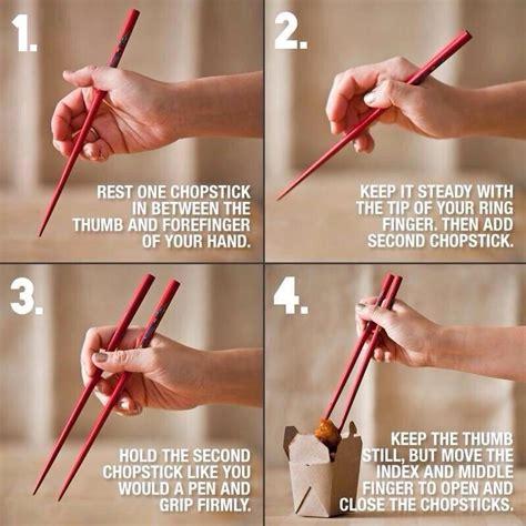 how to use chopsticks trusper