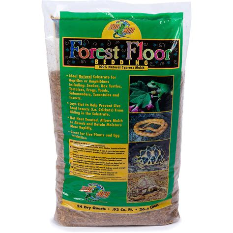 Forest Floor Bedding by Zoo Med Forest Floor Bedding Petco