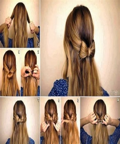 how to do easy hairstyle 30 gorgeous easy hairstyles to try now