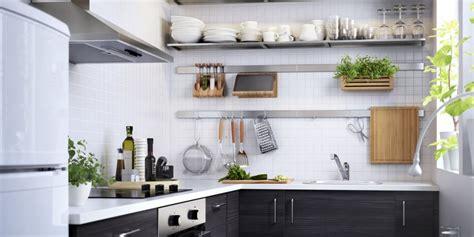 Cuisine 5m2 Ikea by Astuces Gain De Place Cuisine