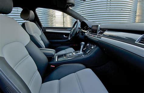 audi  road test review automobile magazine