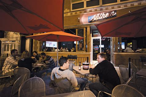 the 5 best sports bars to football in chicago