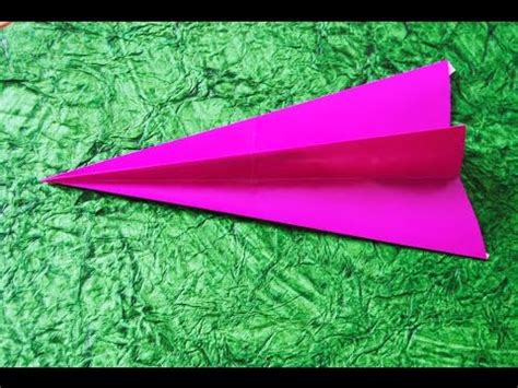 Steps To Make A Paper Rocket - origami simple paper rocket in 3 steps