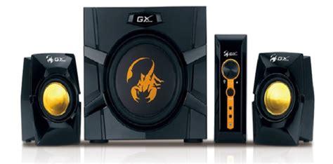 rekomendasi speaker terbaik  komputer pc gaming