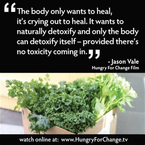 Hunger For A Change Detox by Detox Quotes Quotesgram