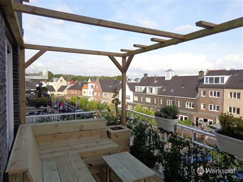 pergola balkon vlondervloer en pergola balkon werkspot