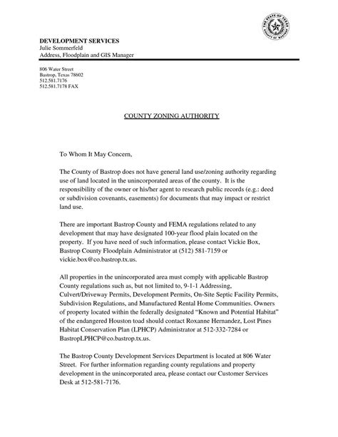 Bastrop County Records Calam 233 O Bastrop County Zoning Authority