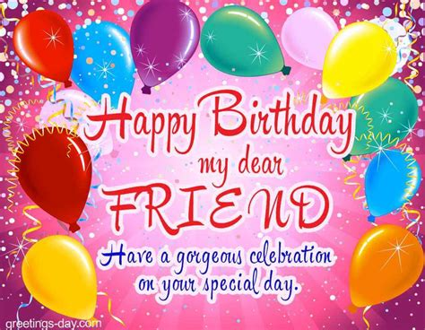 imagenes de happy birthday my friend top 80 happy birthday wishes messages quotes for best friend