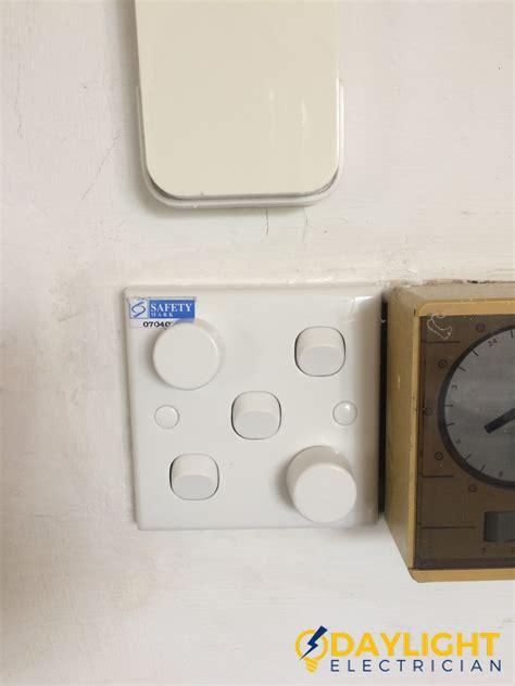 dimmer light switch installation light dimmer switch installation electrician singapore hdb