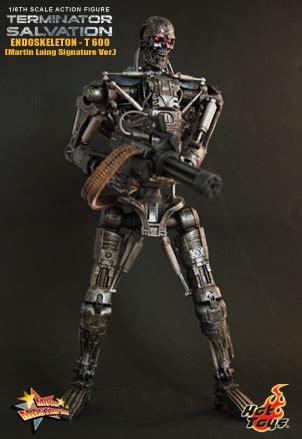Toys Terminator Salvation T 600 Concept Version toys terminator salvation t 600 signature version the toyark news