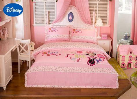 flower minnie mouse bedding set s baby bed linen