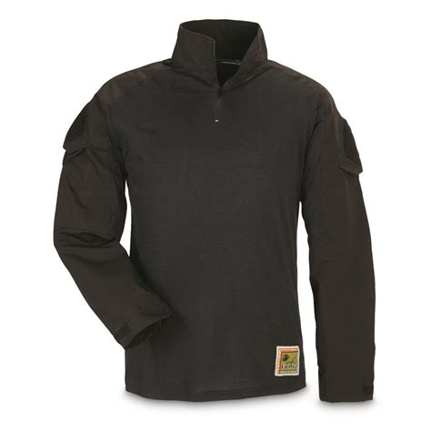 Combat Shirt Black u s surplus drifire combat shirt new 641287