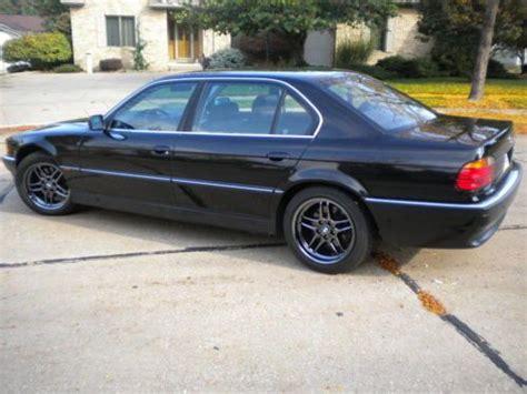 1998 bmw 740il type find used 1998 bmw 740il base sedan 4 door 4 4l in