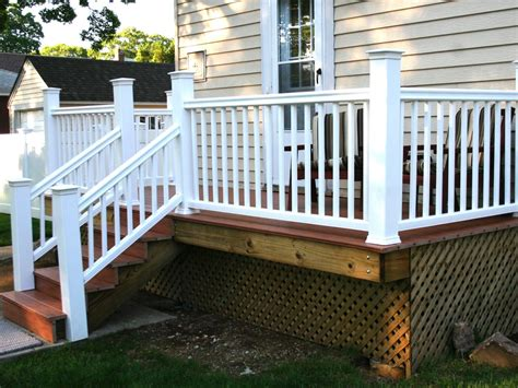 simple deck ideas how to build a simple deck hgtv