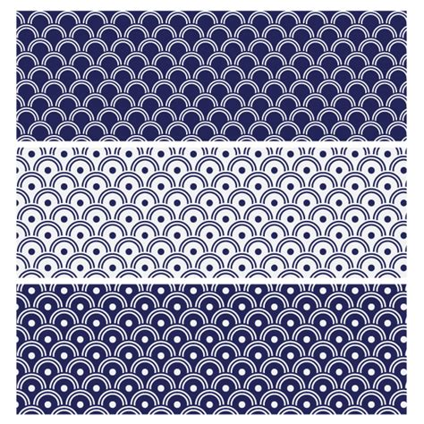 scale pattern adobe illustrator quick tip how to make a repeating japanese wave pattern