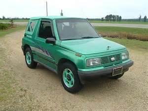 1995 geo tracker 2 wheel drive air rod project  chevrolet
