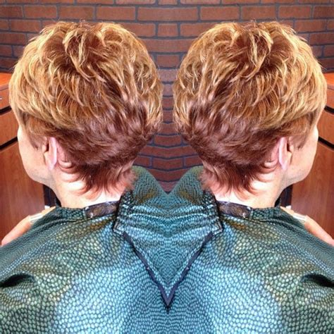 short feathered hairstyles for women over 50 feathered haircuts for women over 50 short hairstyle 2013