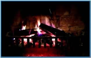 mac fireplace screensaver with sound free
